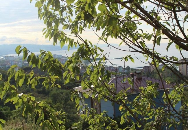 Land for Sale Surrounded by Nature in Arsin Trabzon