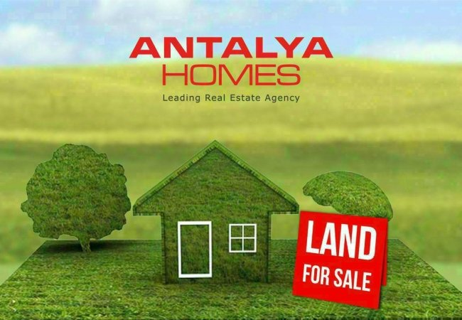 Excellent Lands for Sale with Hotel Project in Belek