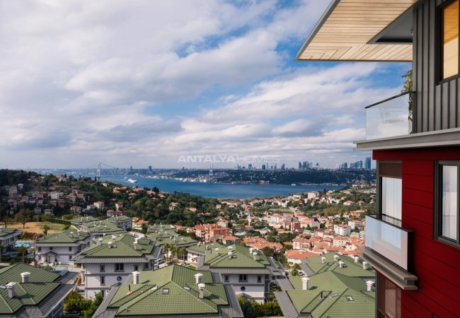 Low-rise Luxurious Real Estate in İstanbul Close to the Sea