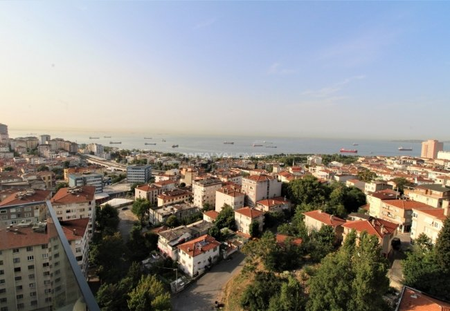 Investment Apartment in a Residential Complex in Istanbul