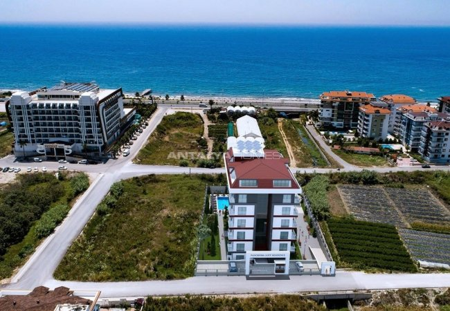 Cosy Apartments Walking Distance to the Sea in Kestel