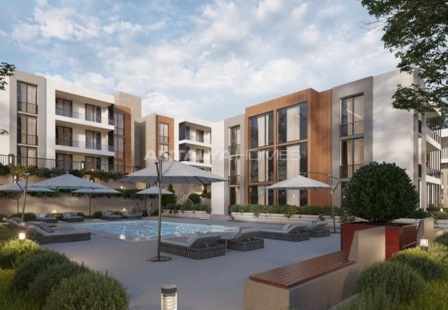 Affordably Priced Flats in Bursa Kayapa with Mountain Views