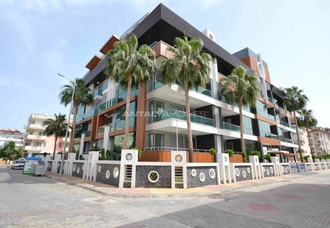 Antalya Apartments in Alanya with Rich Communal Facilities