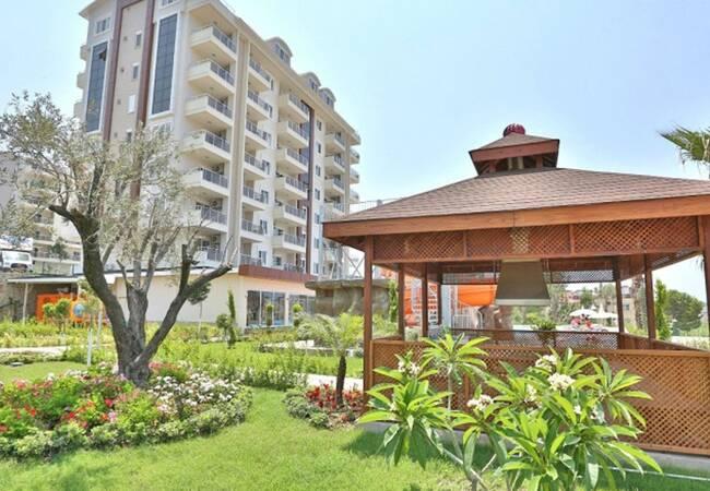 Luxurious Apartments Close to the Sea in Avsallar Alanya