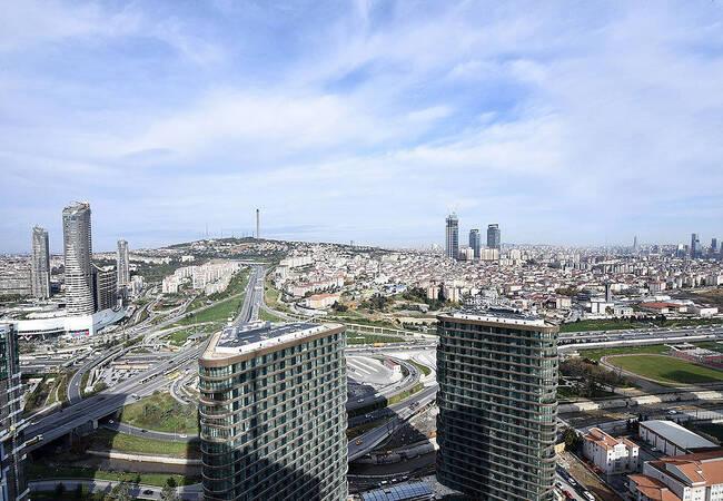 Luxurious Flats Close to Metro in Kadikoy Istanbul