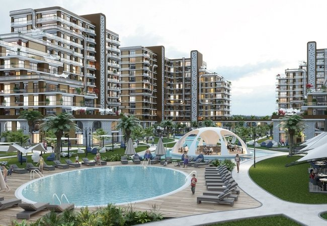 Luxury Apartments in Istanbul with Smart Home Systems