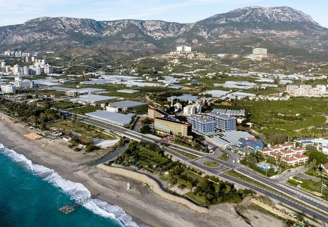 Unique Designed Apartments 50 Mt to the Beach in Alanya