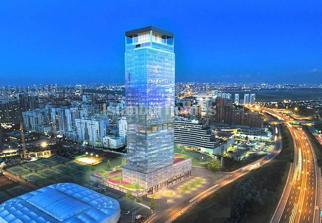 Роскошные Квартиры в Эсеньюрте с Панорамным Видом на Город