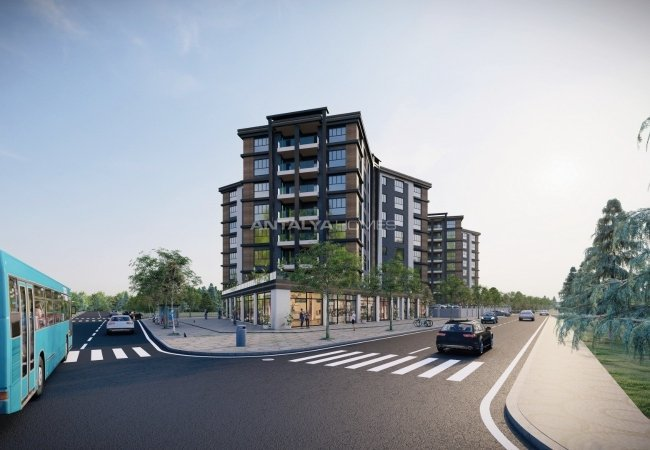 Well-located Luxurious Apartments in Istanbul Sancaktepe