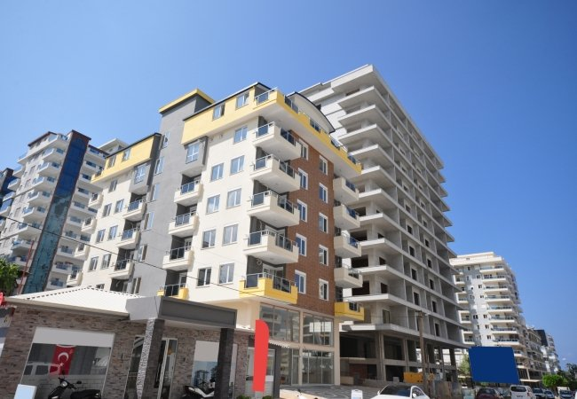 Investment Apartments in Mahmutlar 450 Mt to the Beach