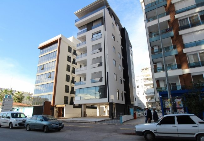 Investment Commercial Property in Antalya Muratpaşa