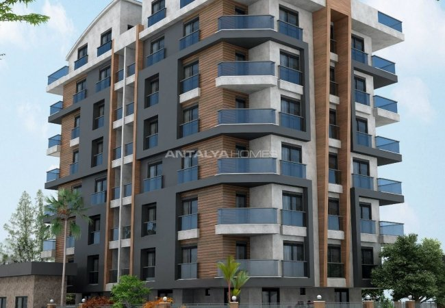 High-quality Apartments with Rich Features in Antalya