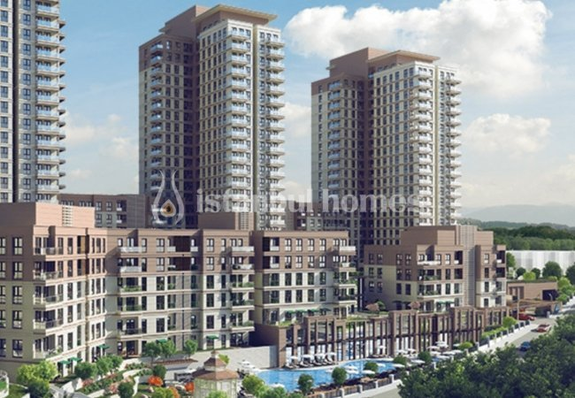 Rental Income Guaranteed Commercial Real Estate in Bahcesehir