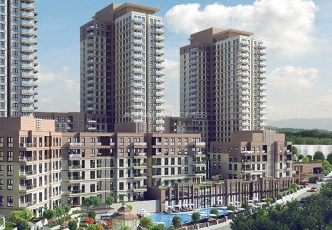 Profitable Commercial Properties in Bahcesehir Istanbul