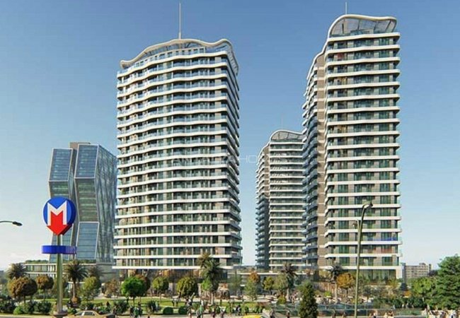 High-quality Apartments at Prime Location in Gaziosmanpasa