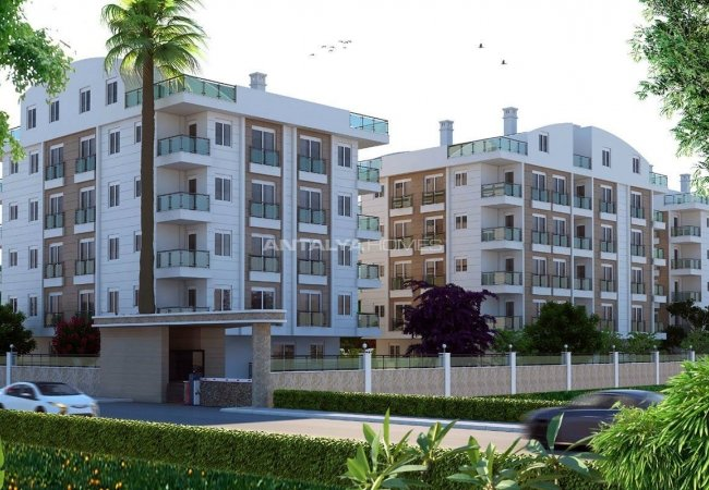 Well-located Modern Apartments in Antalya Konyaalti