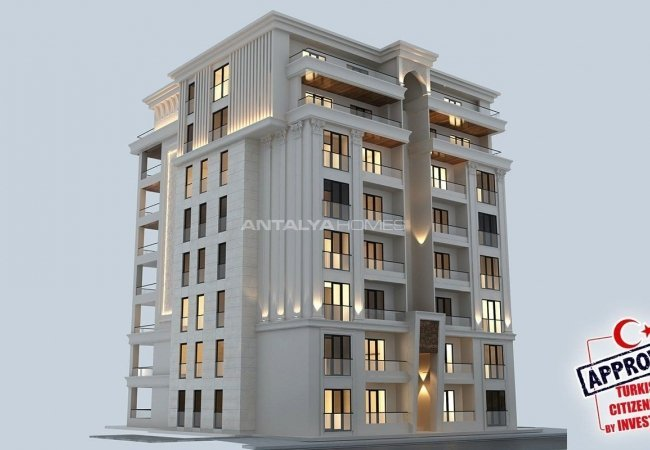 Central Modern Property with Nature View in Bursa
