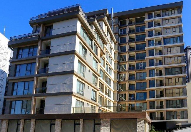 Horizontal Architecture Luxury Property in Eyup Istanbul