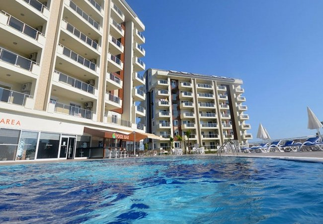 High-quality Flats with Rich Social Activity Options in Alanya