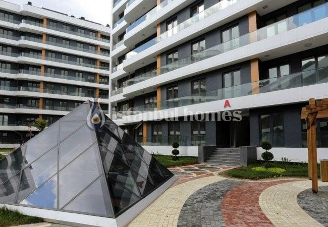 Роскошные Квартиры в Центре Авджылара