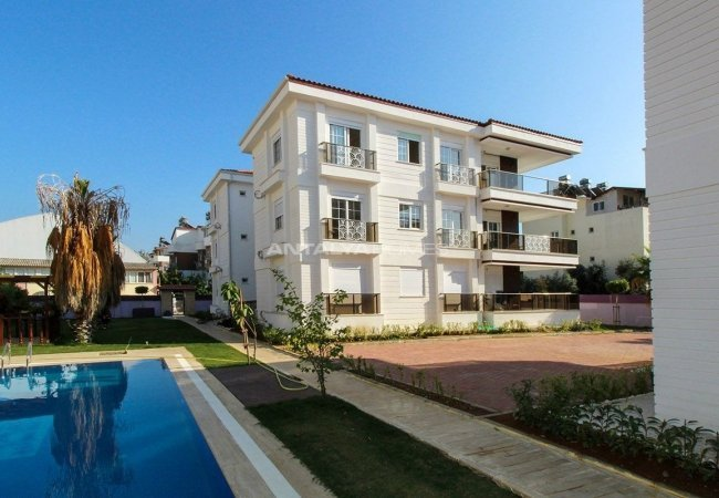 Ready New Flats in Belek Close to the Land of Legends