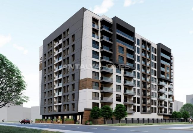 Affordably Priced Luxury Apartments in Bursa Nilüfer