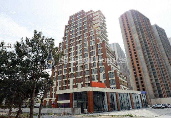 Отличные Квартиры Рядом с Шоссе ТЕМ в Бахчешехире, Стамбул