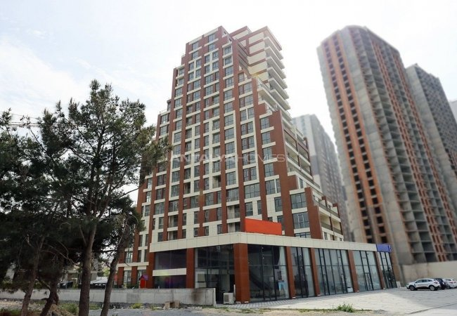 Bahcesehir Flats Offering Easy Access to Other Districts