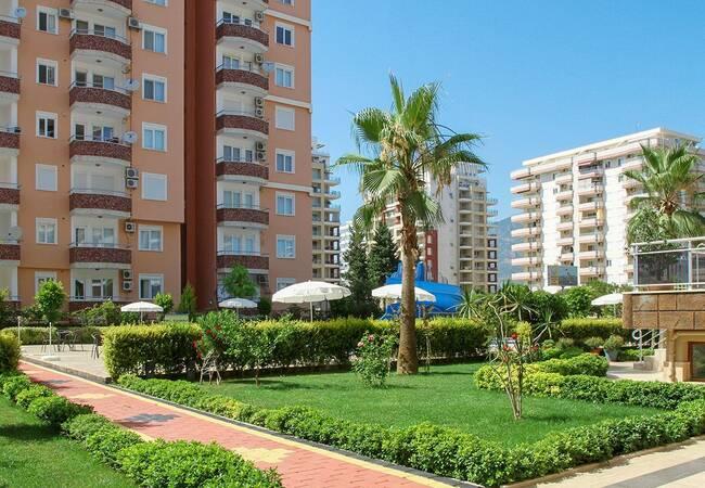 High Quality Apartments 100 Mt to the Beach in Mahmutlar
