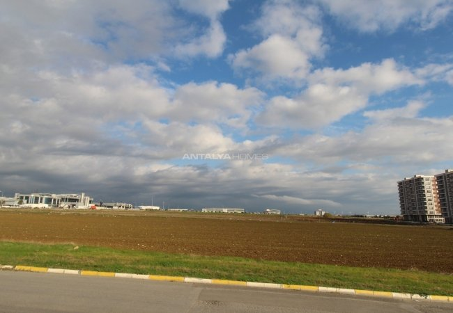 Investment Land Near the D100 Highway in Silivri Istanbul