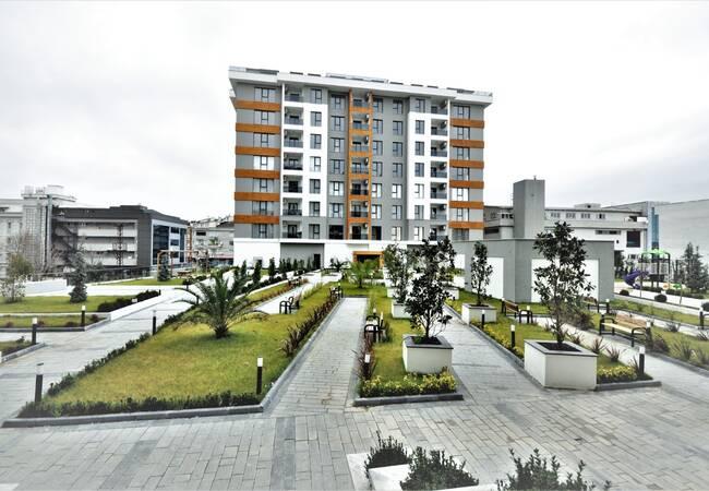 Современные Квартиры в Роскошном Комплексе в Авджыларе