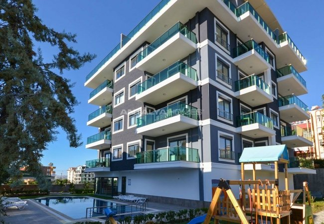 First-class Apartments Near All Amenities in Alanya