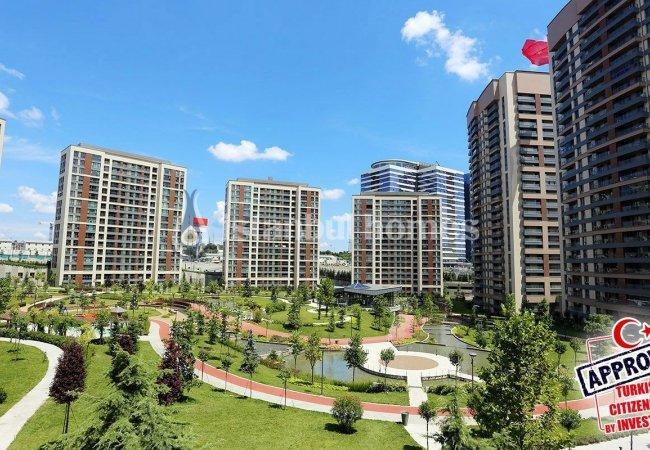 Экологичные Квартиры с Роскошным Дизайном в Эюпе