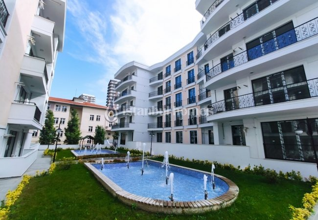 Affordable Apartments with Green Gardens in Esenyurt