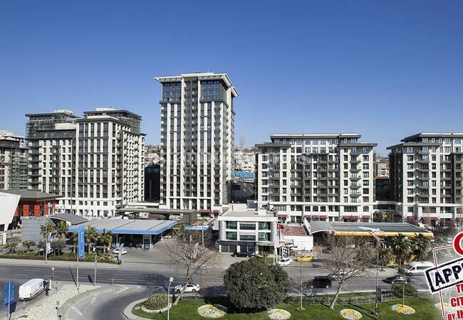 Award-winning Central Apartments in Istanbul, Beyoglu