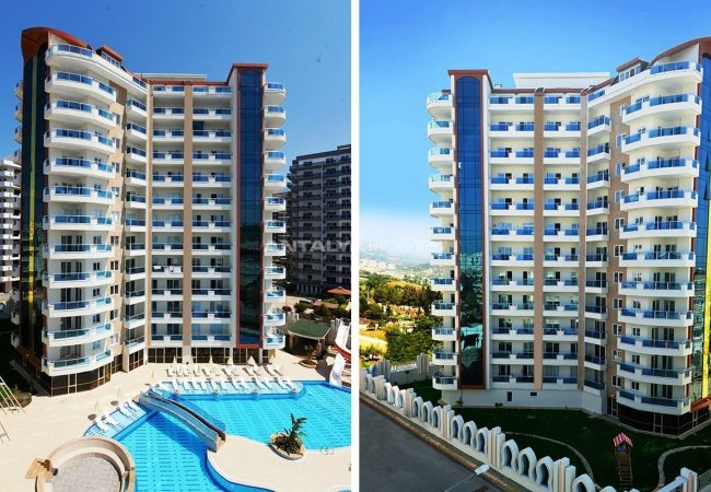 Attractive Alanya Property with 5-star Hotel Standards