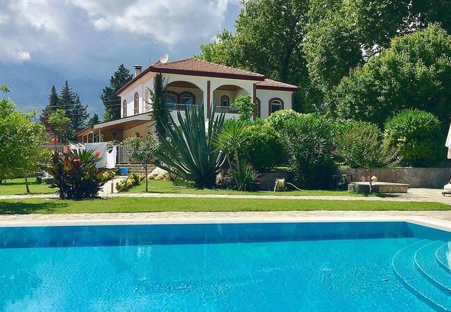 Fully Furnished Detached Villa in Kemer Tekirova