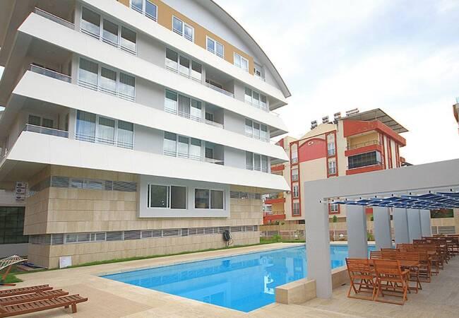 Resale 1 Bedroom Apartment in Konyaalti Hurma