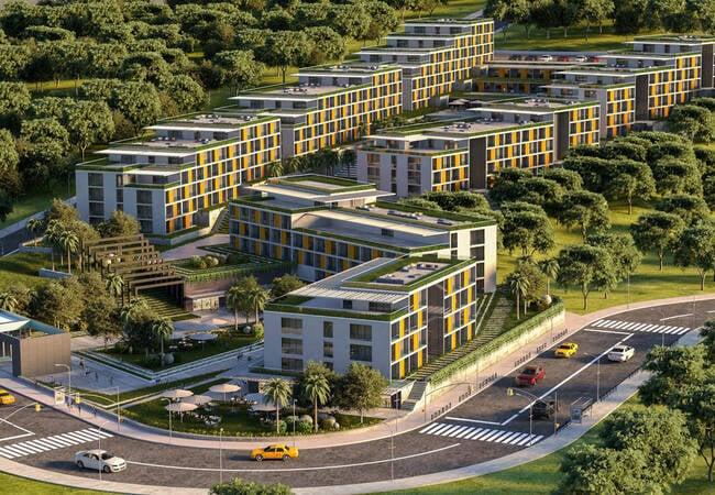 Rental Income Guaranteed Student Houses in Sakarya