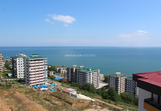 Brand-new Trabzon Apartments with Rich Complex Features