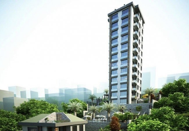 Well-located Nature View Apartments in Kartal Istanbul