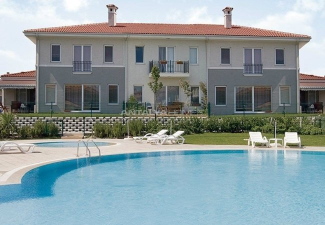 Sea and Lake View Villas for Sale in Beylikduzu Istanbul