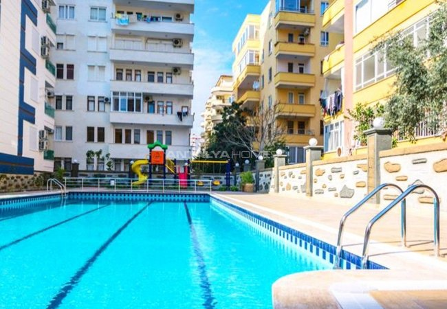 Centrally Located Apartments for Sale in Alanya Turkey