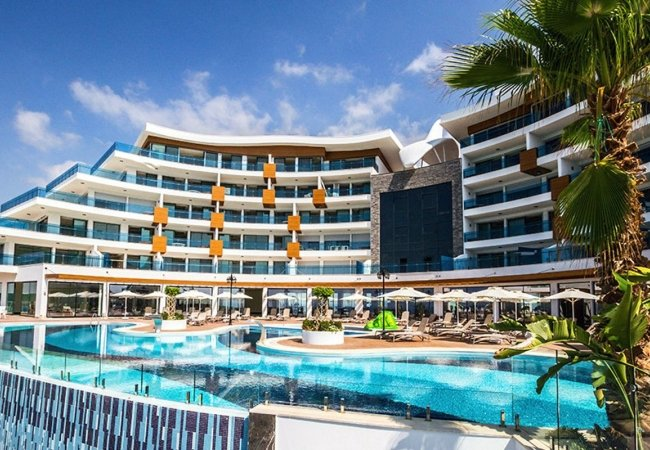 Sea View Apartments in Alanya for Sale