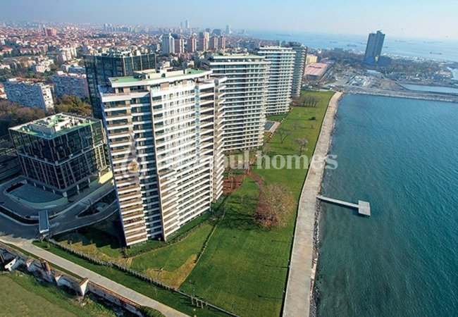 High-quality Flats Close to Daily and Social Amenities in Bakırköy