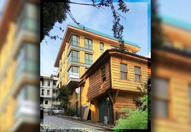 Квартиры в Хорошем Месте Бешикташа с Видом на Босфор