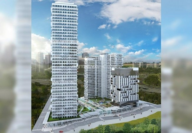 Special Designed Property in Istanbul Esenyurt