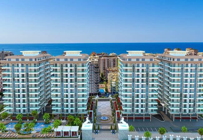 Smart Alanya Real Estate 600 Mt to the Beach in Mahmutlar