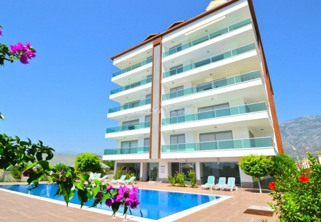 Key-ready Apartments in Alanya Close to the Beach