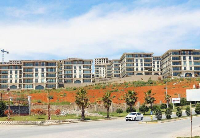 Istanbul Apartments on the Coastline with Unique Design